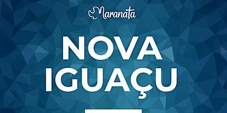 Celebração 18 de abril | Domingo | Nova Iguaçu ingressos