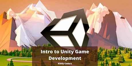 Private trial class - Intro to Unity Game Development tickets