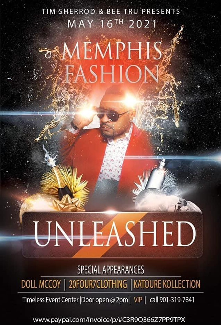 """""""Unleashed"""" Fashion Show image"""