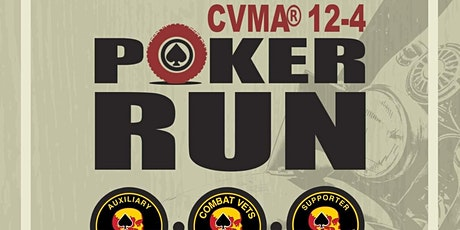 Highways, Heroes, and History Poker run tickets