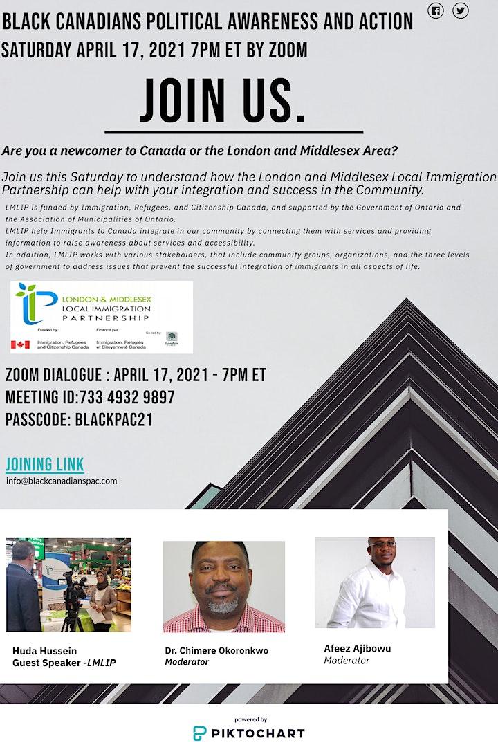 Black Canadians Political Awareness/Action image