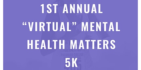 Mental Health Matters 5K tickets