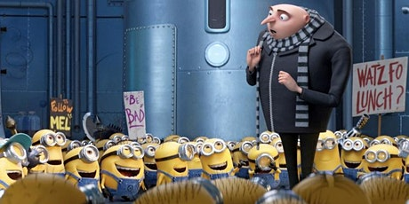 Drive-In Movie/Downtown Miami : Despicable Me tickets