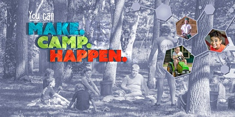 Make Camp Happen!				 RVR 2021 tickets