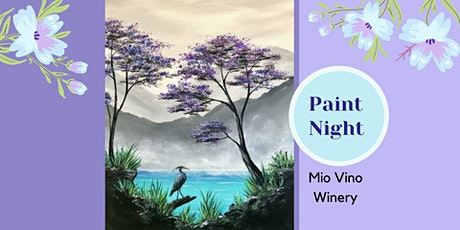 In Person Paint Night: Spring Morning tickets