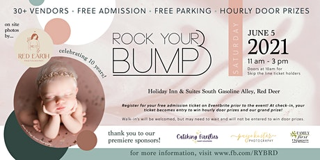 Rock Your Bump - Spectacular Spring 2021! tickets