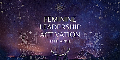 Feminine Leadership Activation ingressos