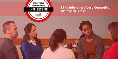 Substance Abuse Counseling (BS) - Information Session tickets