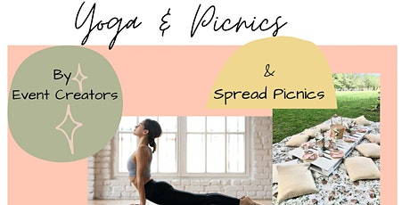 Yoga and Picnics boletos