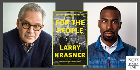 P&P Live! Larry Krasner: FOR THE PEOPLE with DeRay Mckesson tickets