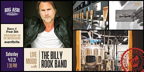 The Billy Rock Band Live @ Big Ash tickets