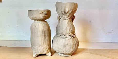 Mother's Day Pottery Class - Make a Bud Vase tickets