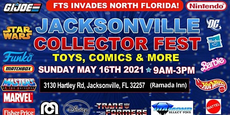 Jacksonville Collectorfest 2021 tickets