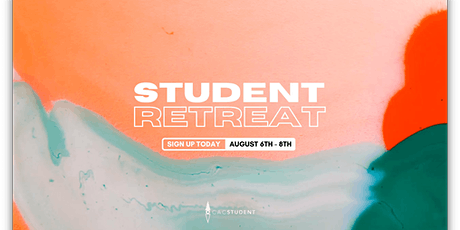 STUDENT RETREAT tickets