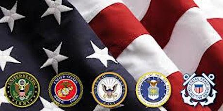 Harris County Veterans Employment Seminar tickets