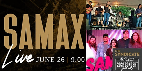 SaMaX - LIVE tickets
