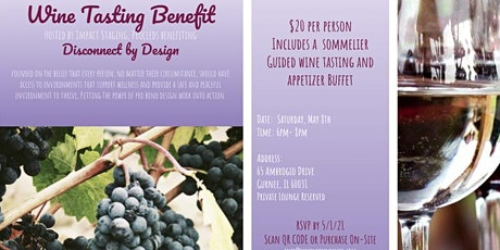 Wine Tasting Benefit - Lake County IL tickets