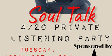 Eric Trend 4/20 Private Listening Party tickets