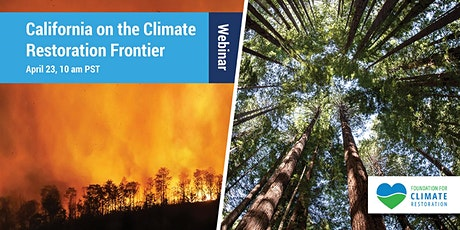 California on the Climate Restoration Frontier tickets