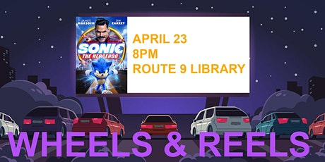 Wheel & Reels: Sonic at the Route 9 Library tickets