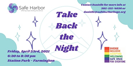 Take Back the Night Candlelight Vigil tickets