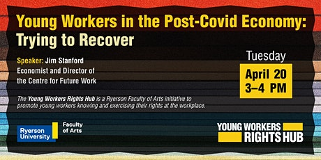 Young Workers in the Post-Covid Economy: Trying to Recover tickets