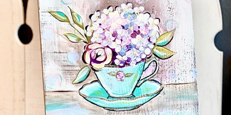 Mother's Day Themed Paint with The Beauty of Art Paint Studio tickets