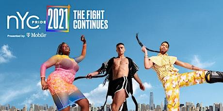 NYC Pride | 2021 PrideFest Exhibitor Registration tickets