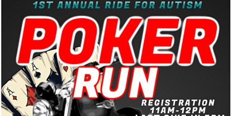 Ride for Autism Charity Event tickets