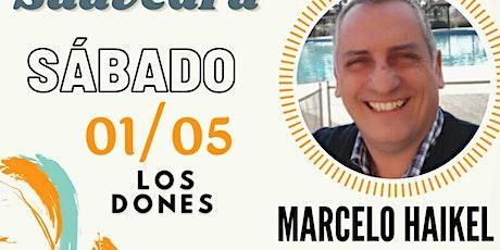 Invitado Especial: Marcelo Haickel ( 2 parte) entradas