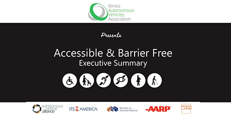 Accessible and Barrier Free Mobility - Design Research Review tickets