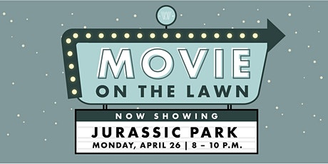 Movie on the Lawn - Jurassic Park tickets