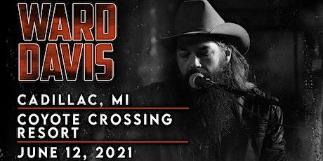 Ward Davis Live Show! tickets