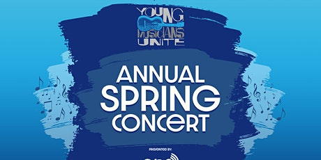 Young Musicians Unite 8th Spring Benefit Concert tickets