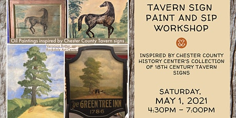 Tavern Sign Paint and Sip tickets