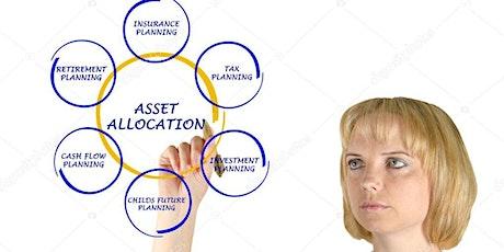Retirement/Estate Planning tickets