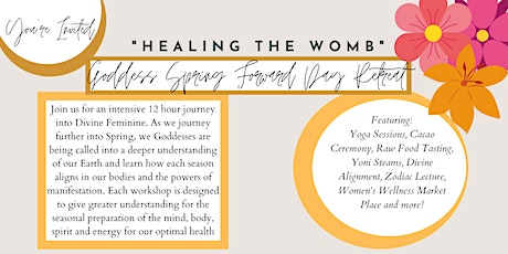 Goddess Spring Forward Day Retreat tickets