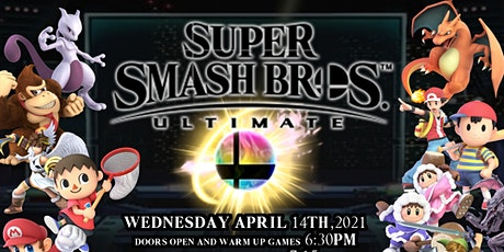 Super Smash Bros Tournament (Switch) tickets