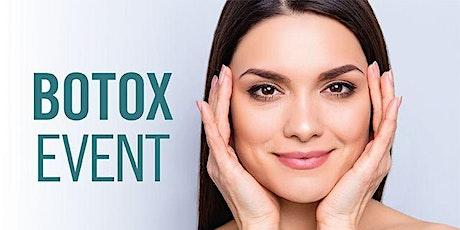 Birmingham OB/Gyn April 20, 2021 Botox Clinic tickets