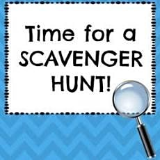 Family Fitness: Scavenger Hunt- Show & Tell tickets