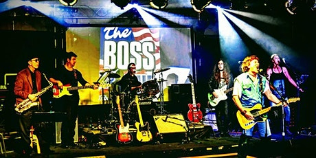 Bruce Springsteen Tribute by The Boss tickets