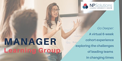 Manager Learning Group