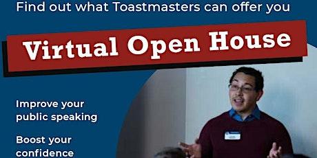 Toastmaster Open House - MLP London Bridge Toastmasters tickets