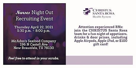 CHRISTUS Health Hosts Nurses Night Out tickets