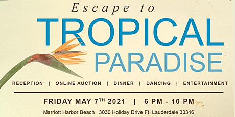 BrightStar Credit Union's Escape to Tropical Paradise tickets
