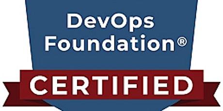 Formation DevOps Fondation / DevOps Foundation  training billets