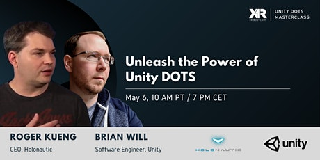 Unleash the power of Unity DOTS tickets