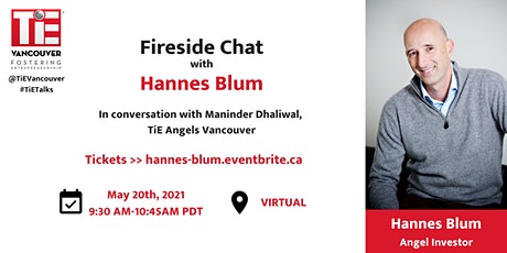 Fireside Chat with Hannes Blum tickets