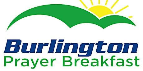 14th Annual Burlington Leadership Prayer Breakfast tickets