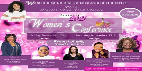 Women Rise Up And Be Encouraged Ministries presents Women Of Royalty tickets